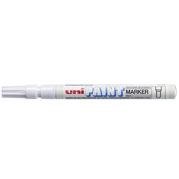 UNI Paint Marker Pen Fine PX-21 - White