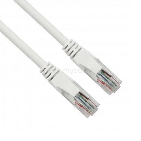 VCOM kábel UTP CAT6 patch 1m, szürke