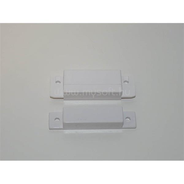 VEZ Nyitásérzékelő (FF02), műanyag felületreszerelt, fehér, réstávolság: 20mm