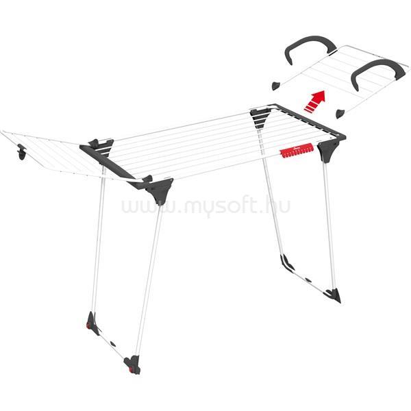 VILEDA Premium 2in1 asztallábú ruhaszárító