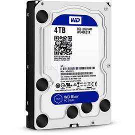 "Western Digital 3,5"" 4000GB belső SATAIII 64MB Blue SSHD advanced format, WD40E31X"