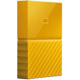 "Western Digital 2,5"" My Passport 2TB - Yellow, WDBYFT0020BYL"