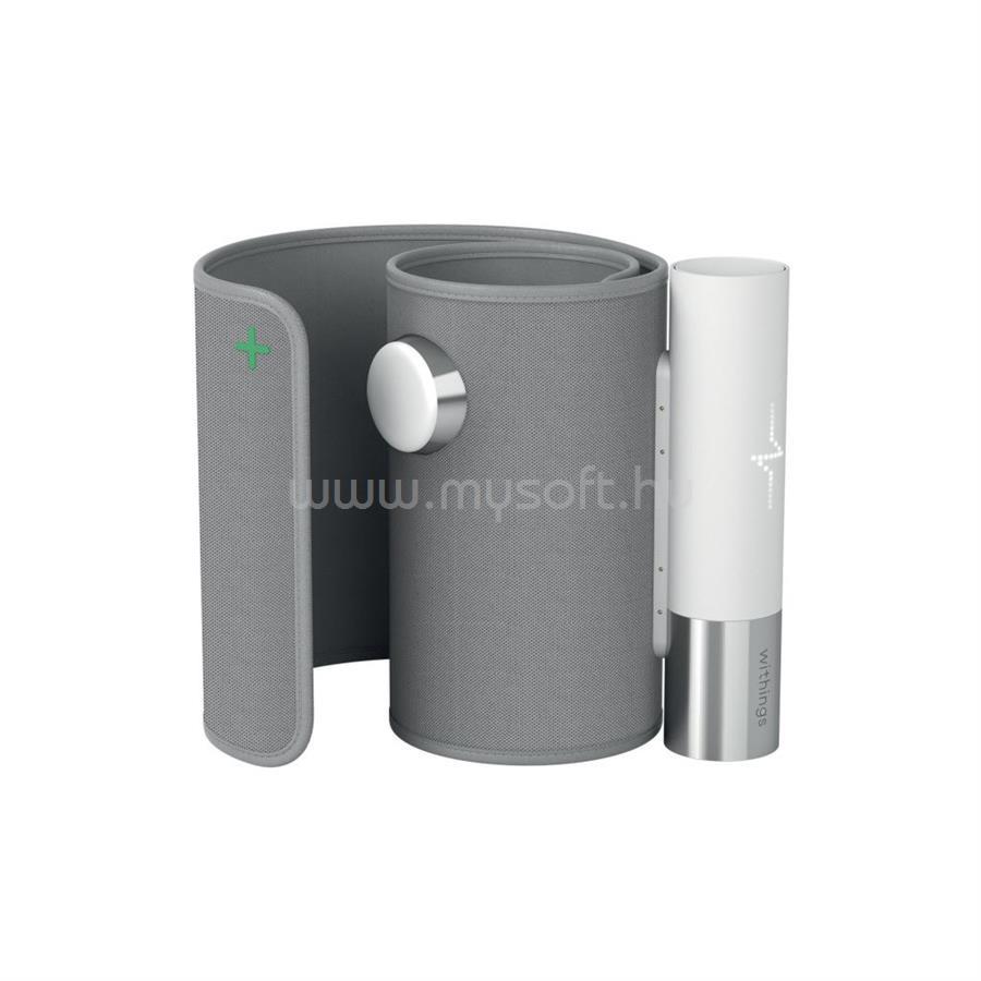 WITHINGS WPM04-all-Inter okos vérnyomásmérő, digitális sztetoszkóp