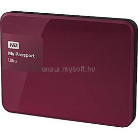 Western Digital My Passport Ultra 1TB  Wild Berry USB 3.0, WDBGPU0010BBY
