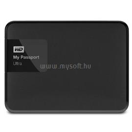 Western Digital My Passport Ultra 1TB Classic Black USB 3.0, WDBGPU0010BBK