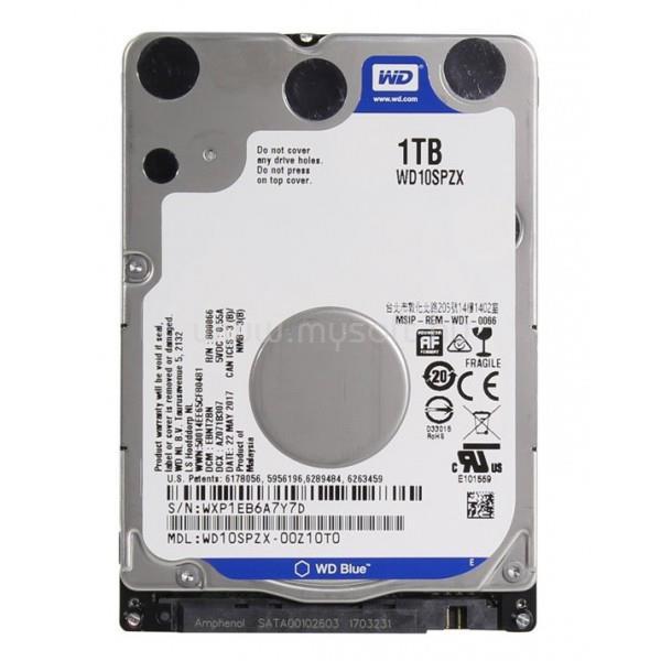 "WESTERN DIGITAL Blue 1TB 2.5"" 5400RPM 128MB SATA HDD"
