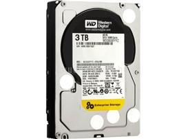 "Western Digital 3.5"" HDD SATA-III 3TB 7200rpm 64MB Cache RE, WD3000FYYZ"