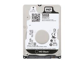 "Western Digital OEM 2.5"" HDD SATA 500GB 7200rpm 32MB Cache BLACK 7mm, WD5000LPLX"