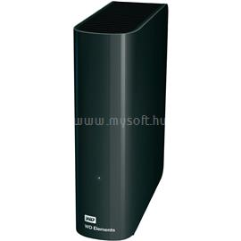 "Western Digital 3.5"" USB 3.0 HDD 3 TB ELEMENTS PORTABLE, WDBWLG0030HBK"