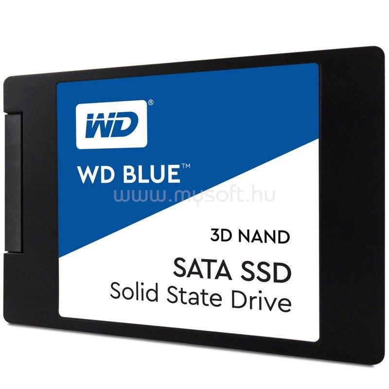 """WESTERN DIGITAL SSD 250GB 2,5"""" 7mm SATA 3D Blue (WDS250G2B0A)"""