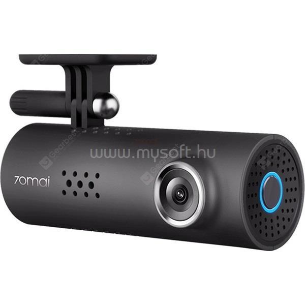 XIAOMI 70mai Smart Dash Cam 1S fekete menetrögzítő kamera XM70MAISDC1S large