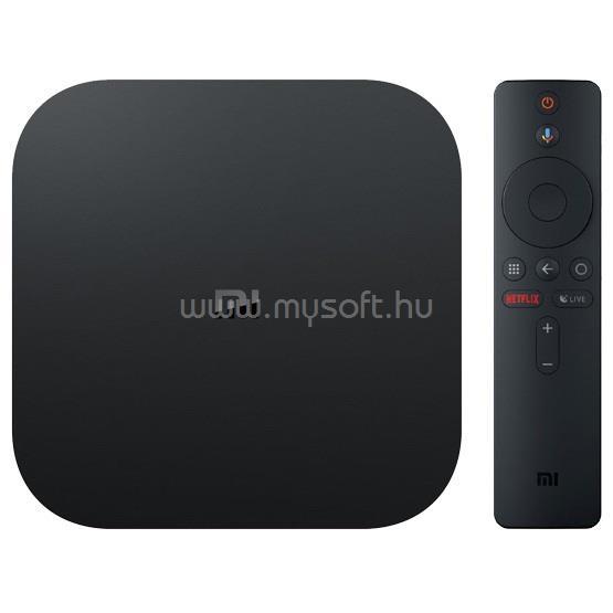 XIAOMI Mi Box S (EU) Android Smart médialejátszó