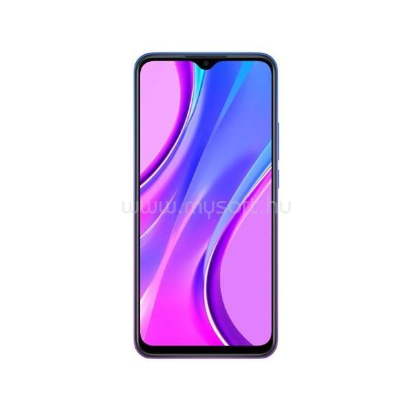 """XIAOMI Redmi 9 6,53"""" LTE 4/64GB Dual SIM lila okostelefon"""