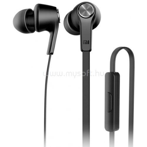 XIAOMI MI Basic Black fülhallgató