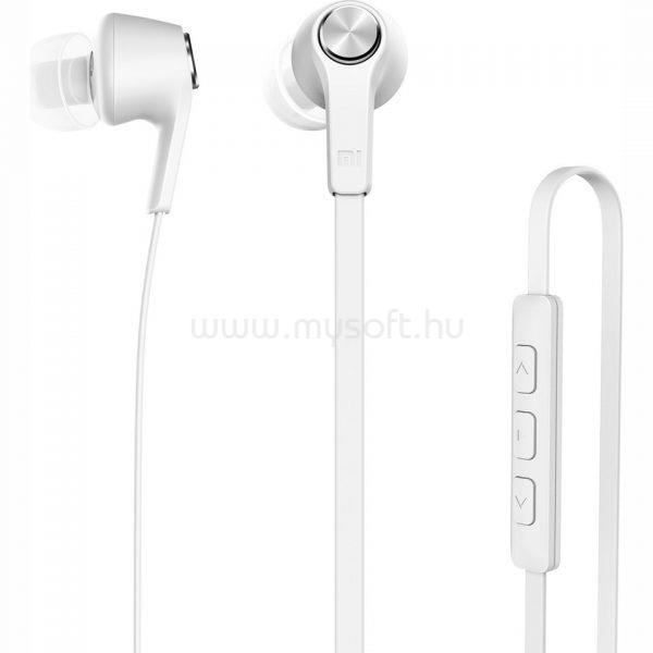 XIAOMI MI Basic Silver Fülhallgató