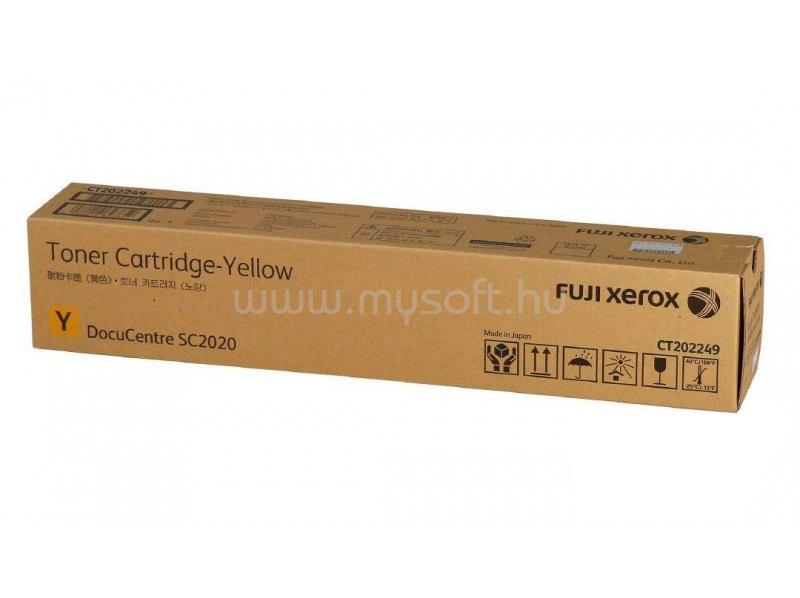 XEROX Toner SC2020 Sárga