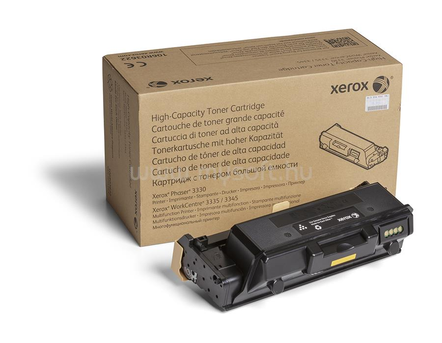 XEROX Toner For The Phaser 3330, WorkCentre 3335, 3345 (15 000 oldal)