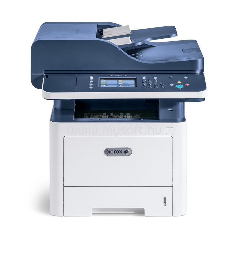 XEROX WorkCentre 3345VDNI Multifunction Printer