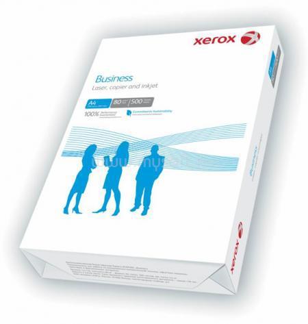 XEROX MÁSOLÓPAPÍR, A4, 80 G, XEROX BUSINESS (500 lap)