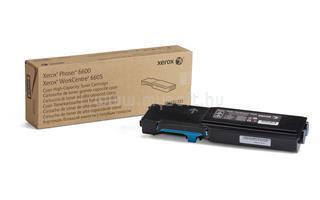 XEROX Toner Phaser 6600 High capacity Cyan (6 000 oldal)