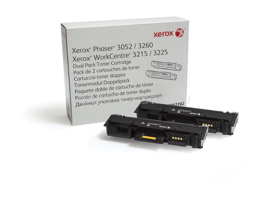 XEROX Toner  Phaser 3052/3260 WorkCentre 3215/3225 Fekete 6 000 oldal