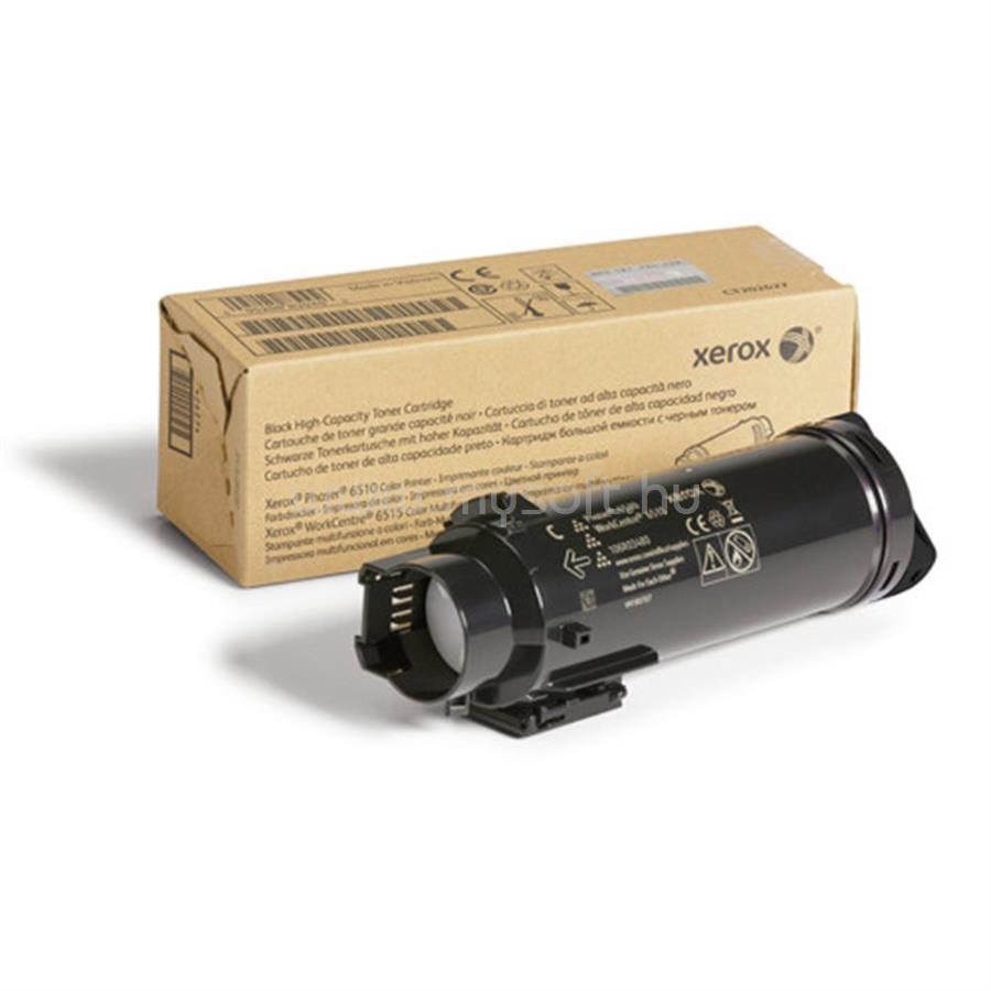 XEROX Toner 6510,6515 Fekete 2 500 oldal