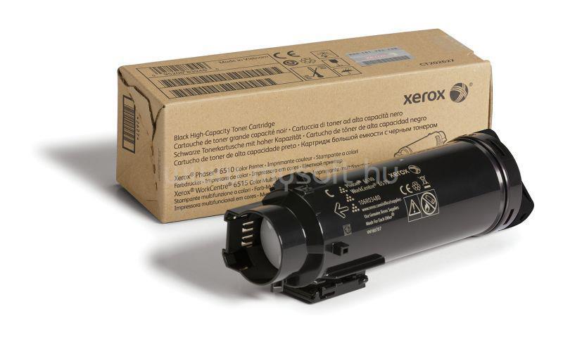 XEROX Toner 6510,6515 Fekete 5 500 oldal