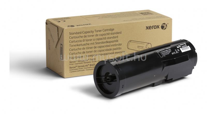 XEROX Versalink B400,405 festékkazetta fekete