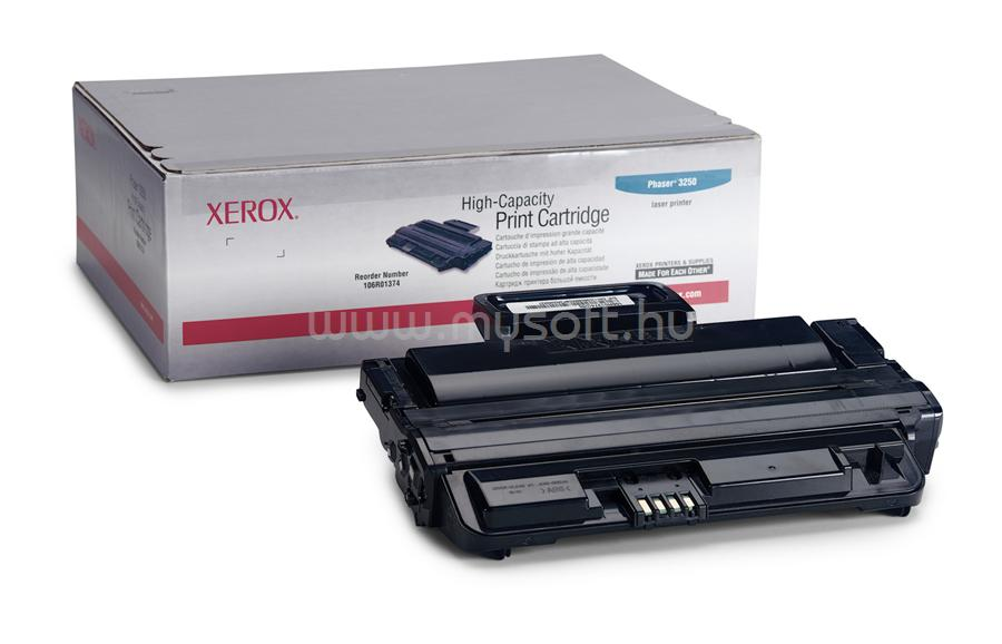XEROX Toner Phaser 3250 Fekete 5000 oldal