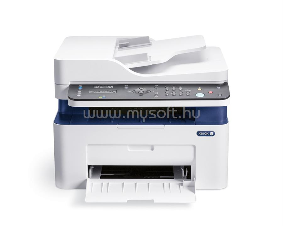 XEROX WorkCentre 3025NI Multifunction Printer