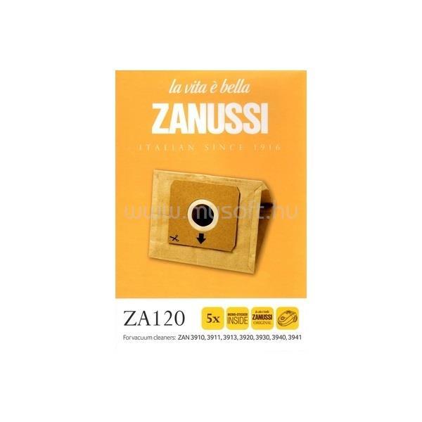 ZANUSSI ZA 120 porzsák