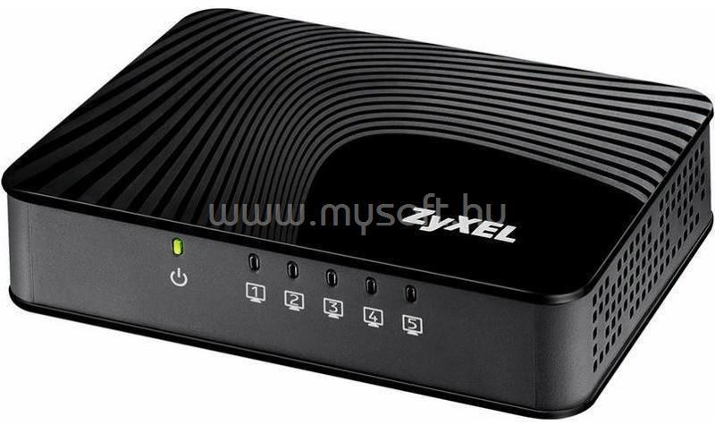 ZYXEL Switch 5x1000Mbps