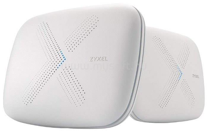 ZYXEL Multy AC3000 Tri-Band Moduláris WiFi Rendszer (2 darabos)