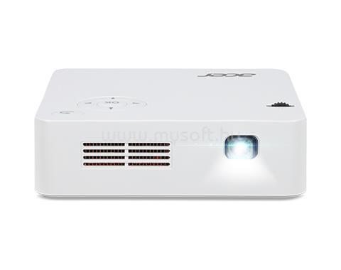ACER C202i hordozható mini LED Projektor (fehér)