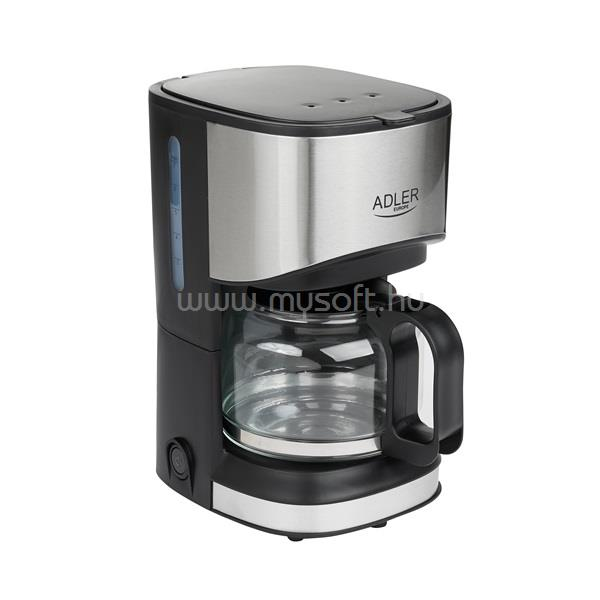 ADLER AD4407 inox kávéfőző