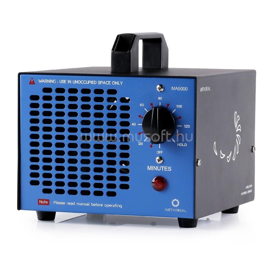 AIRTHEREAL MA5000 - Ózongenerátor / 5000 mg/óra (kék)