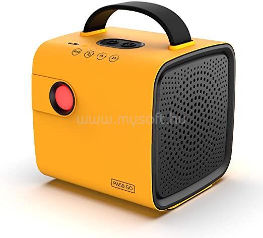AIRTHEREAL PA50-GO Hordozható ózongenerátor (sárga)