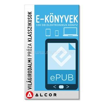 ALCOR Digitális könyvcsomag - Világirodalom próza Klasszikusok 100 kötet