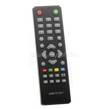 ALCOR Távirányító HD 4400 DVB-T vevőhöz
