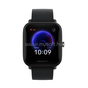 AMAZFIT Bip U Smartwatch - Black