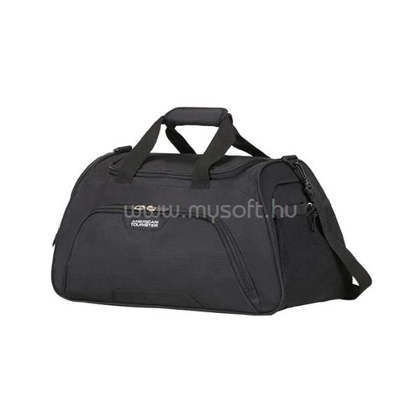 AMERICAN TOURISTER sporttáska 74147-1817, Duffle Bag (SOLID BLACK) -ROAD QUEST