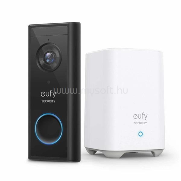 ANKER Eufy Video Doorbell 2K kamerás kapucsengő szett