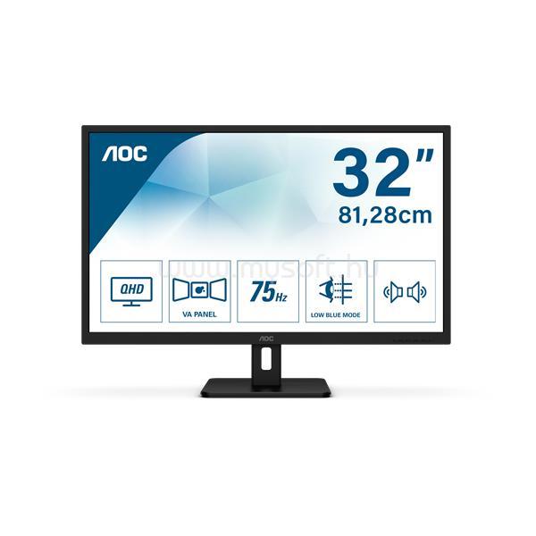 AOC Q32E2N monitor