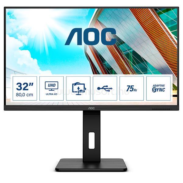 AOC U32P2 Monitor
