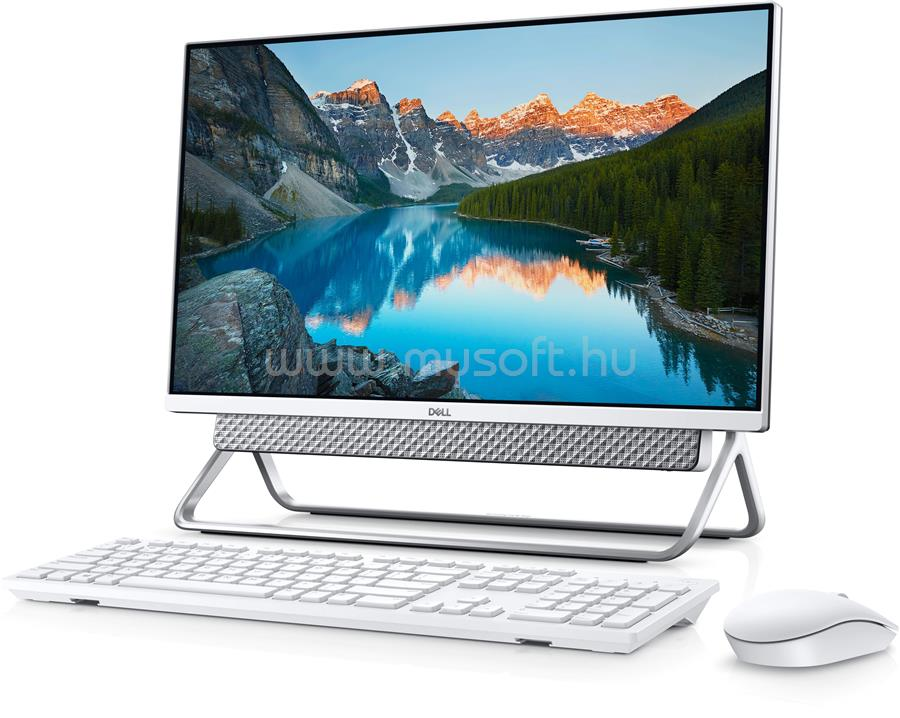 DELL Inspiron 24 5400 All-in-One PC (Ezüst) 5400I5WA2 large