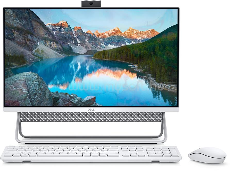 DELL Inspiron 24 5400 All-in-One PC (Ezüst)
