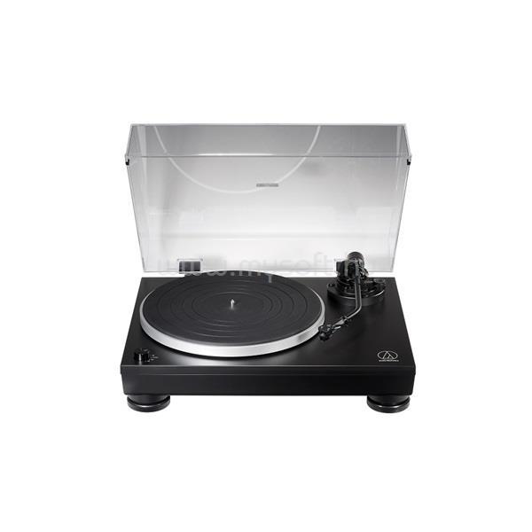 """AUDIO-TECHNICA AT-LP5X Direct-Drive Hi-Fi lemezjátszó tradicionális """" J """" formájú hangszedőkarral"""