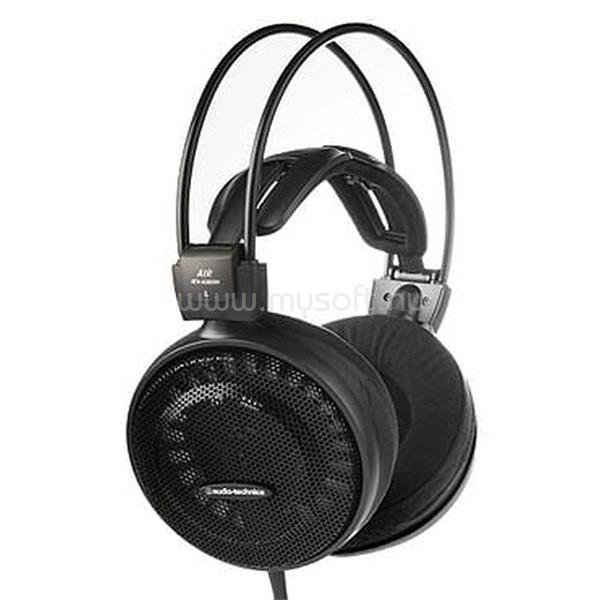 AUDIO-TECHNICA ATH-AD500X fekete Hi-Fi fejhallgató