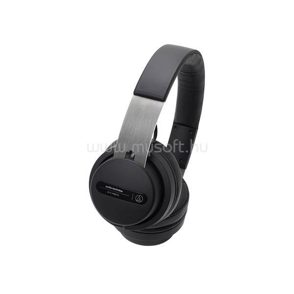 AUDIO-TECHNICA ATH-PRO7x fekete DJ Fejhallgató