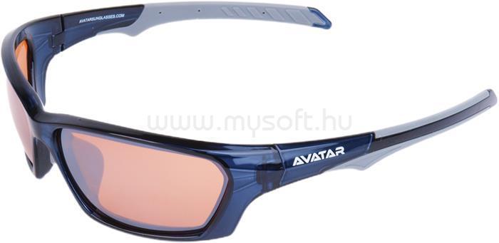AVATAR Ascension Napszemüveg HD lencsével (fekete)